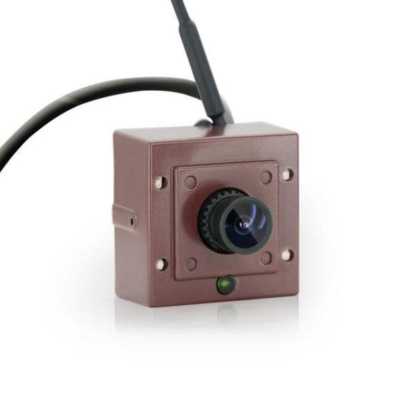 Mini Wlan Kamera in Nistkasten
