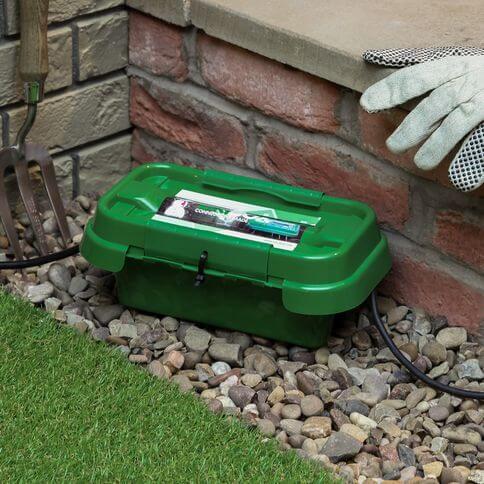 Dribox wetterfeste Box für Stromkabel 4